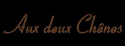 Restaurant aux Deux Chênes